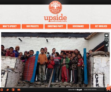 Upside Nepal